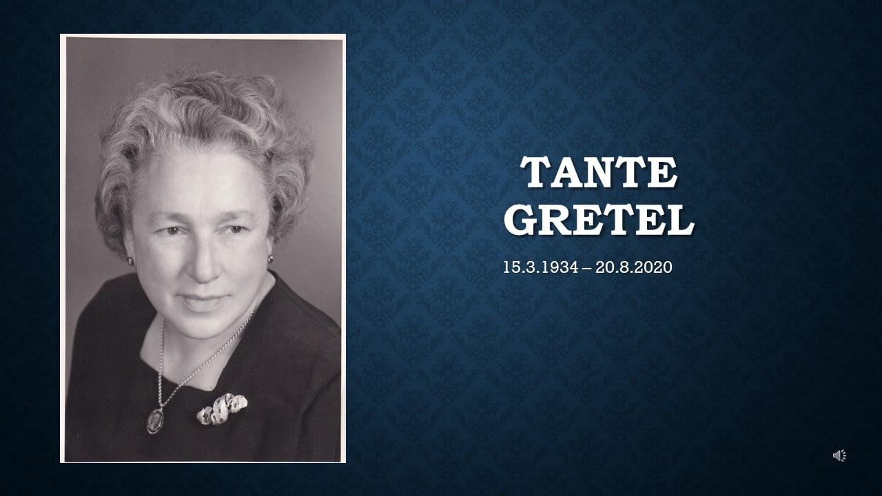 Tante Gretel