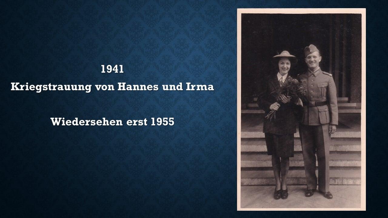 Hannes und Irma